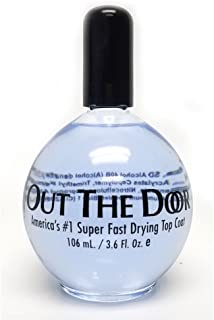INM Out The Door Super Fast Drying Top Coat 3.6 ounces (Refill)