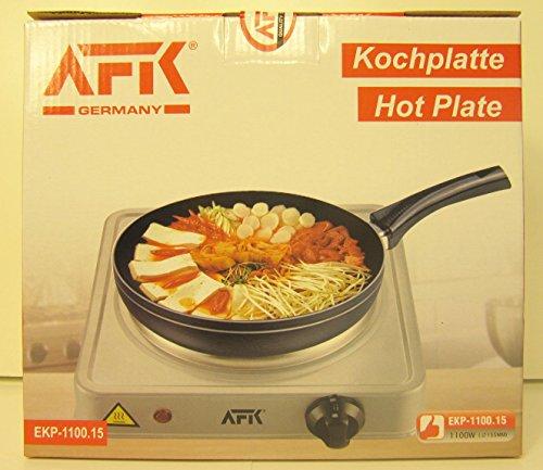 AFK Germany EKP-1100.15 Kochplatte Kochfeld 1100 Watt