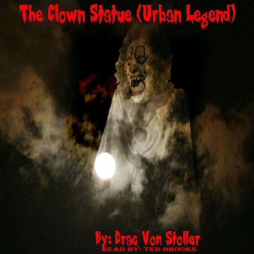 The Clown Statue audiobook cover art