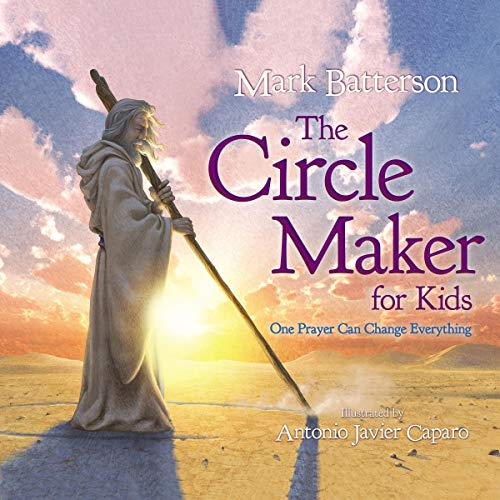 The Circle Maker for Kids cover art