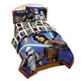 Star Wars Rebels 3 Piece Twin Sheet Set