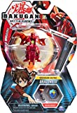 Bakugan Ultra, Dragonoid, 3-inch Collectible Action Figure and Trading Card, for Ages 6 and Up