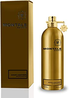 Aoud Leather by Montale for Men & Women - Eau de Parfum, 100ml