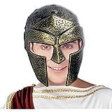 Forum Novelties Gold Gladiator Helmet