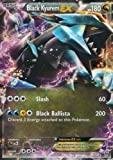 Pokemon - Black Kyurem - EX (95) - Black and White Plasma Storm - Holo