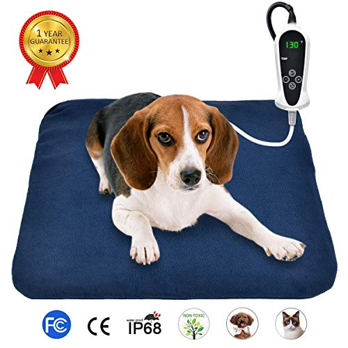 Electric Puppy Heat Pad