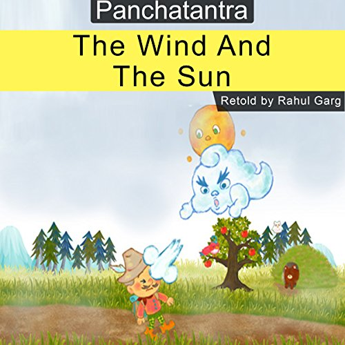 The Wind and the Sun audiobook cover art