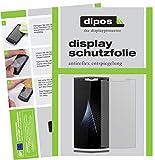 dipos I 6X Schutzfolie matt kompatibel mit Oukitel K10000 Pro Folie Bildschirmschutzfolie