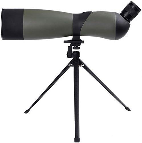 LINDANIG Lunettes d'observation d'observation d'oiseaux pour Vision Nocturne à Faible luminosité et télescope monoculaire Haute définition HD pour Une Utilisation en extérieur