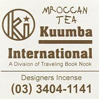 (クンバ) KUUMBA『incense』(MOROCCAN TEA) (Regular size)