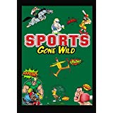 Sports Gone Wild: Crazy Ping Pong Player; Wii Remote Fail