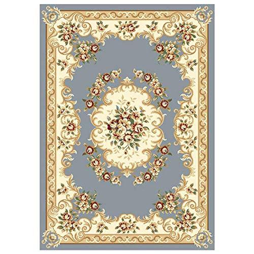 Traditionelle Floral Area Teppiche, ultraweiche dicke rutschfeste Teppichläufer, lebendes Romm-Schlafzimmer, das Sofa-Fußbodenmatte, leicht zu reinigen-e 63x91inch (160x230cm), I, 120x170cm (47x67inch