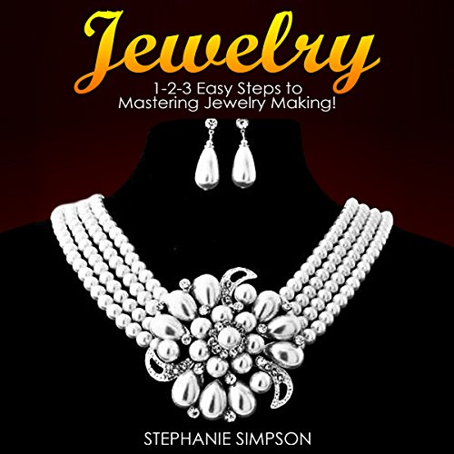 Jewelry audiobook cover art