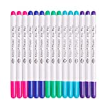 YsesoAi 15-Count 5 Color Disappearing Erasable Ink Fabric Marker Pen for Tailor's Chalk Gel pens...