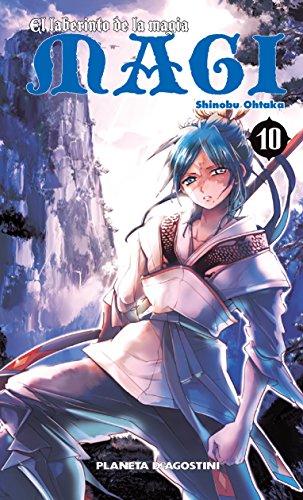 Magi El laberinto de la magia nº 10/37 (Manga Shonen)