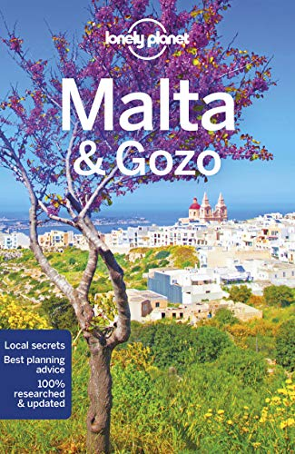 Lonely Planet Malta & Gozo (Regional Guide)
