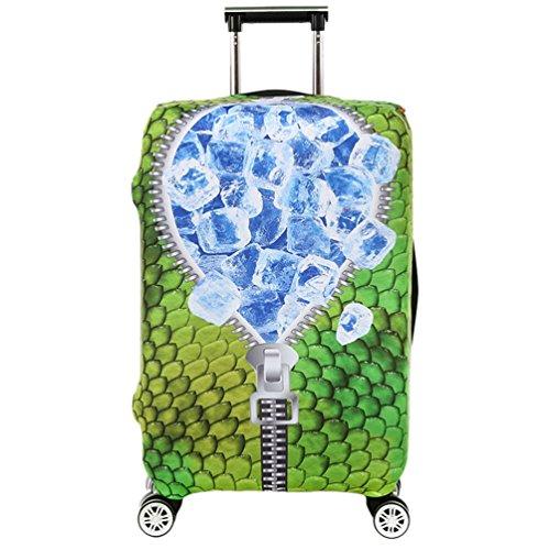 YiJee Bagagli Valigia Copertura Borsa Protettiva Cover Proteggi per Suitcase Come I'immagine 1 S