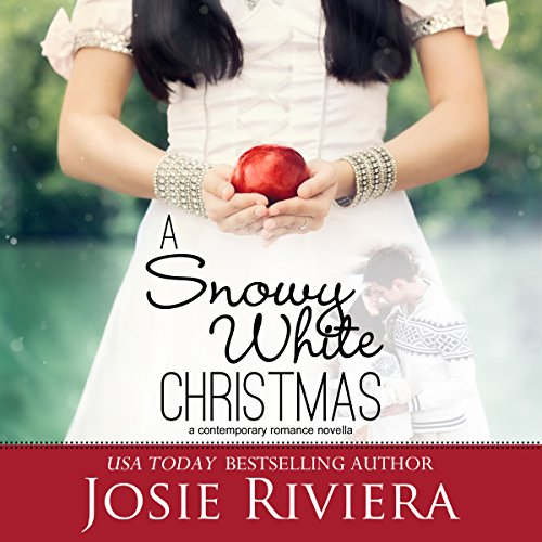 A Snowy White Christmas audiobook cover art