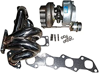 XS-Power Nissan 240sx ka24de -t DISCO POTATO T28 Turbo Manifold s13, s14