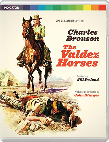 The Valdez Horses (Limited Edition) [Blu-ray] [2020]