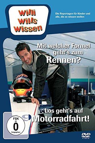 Willi will's wissen: Mit welcher Formel geht's zum Rennen?/ Los geht's auf Motorradfahrt!