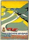 Vintage Automarke San Sebastian Grand Prix, Circuito