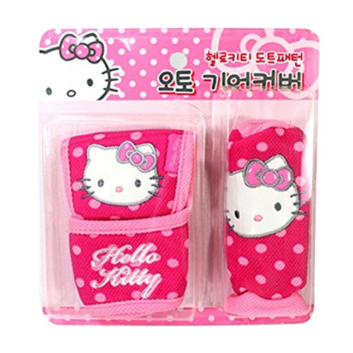 CarGear Hello Kitty Shift Brake Cover Vehicle Accessories