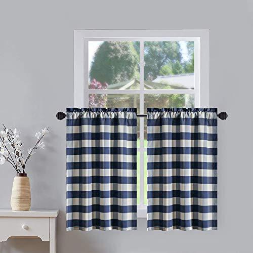 cortina corta para ventana de la marca VOGOL