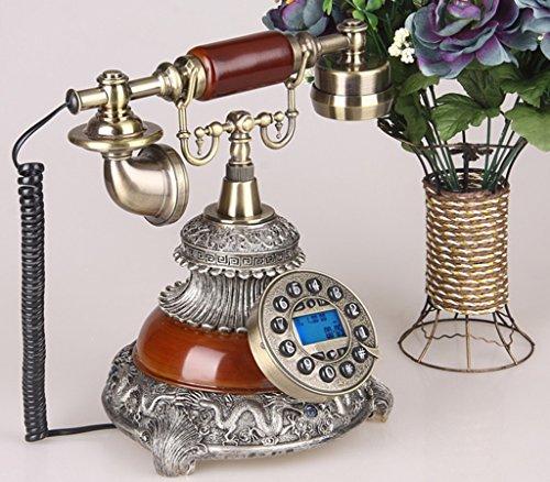 Shopping-De style européen Antique Métal Retro Fashion Creative Téléphone 156