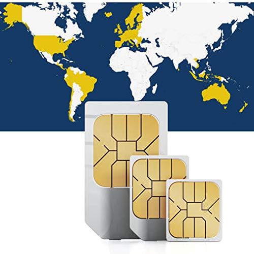travSIM 3UK Prepaid-SIM-Karte für Südostasien und Ozeanien mit 2 GB Daten, 30 Tage gültig (3G / 4G Internet-Geschwindigkeit)