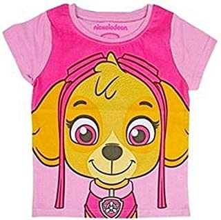 b6eb5edf97012 Paw Patrol garçon fille Officiel T-Shirt pour enfants & fabriquez vos  propre masques