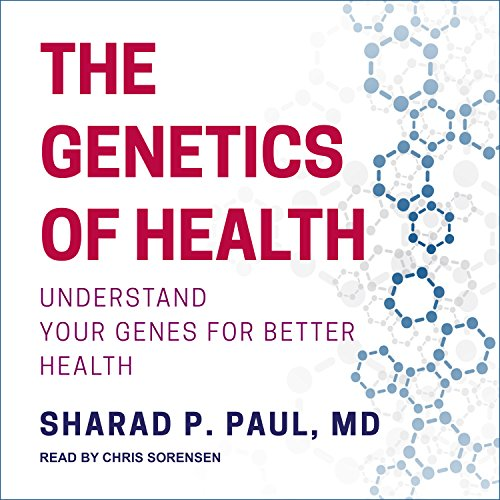 The Genetics of Health audiobook cover art