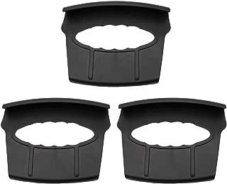 KIPA Pack-3 Rim Protectors Shields Guards Tire Change Rim Protector for Motorcycle Pit Dirt Bike ATV Quad, Universal Durable Rimshield Shield Tire Iron Protector New 08-0546 08-0481