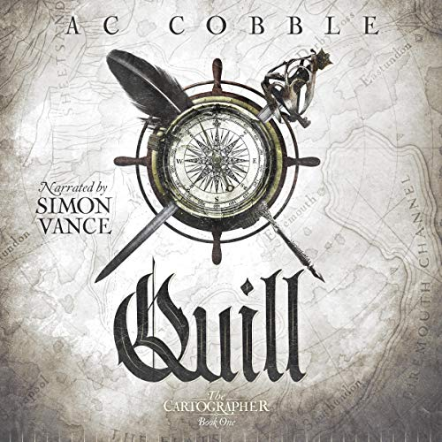 Quill Audiobook By AC Cobble cover art