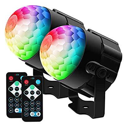 DIsco Lights Ball