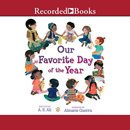 Our Favorite Day of the Year cover art