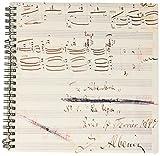 3dRose db 83070 1 Isaac Albeniz, Spanish Composer, Music Manuscript HI13 PRI0123 Prisma
