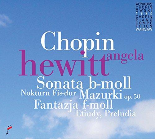 Chopin: Sonata B-moll; Mazurka Op.50 Etc