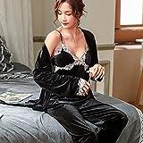 CHBY Conjuntos de lencería Vestidos eróticos de Mujer Pijamas...