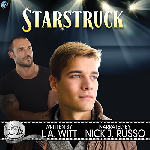 Starstruck     A Bluewater Bay Novel, Book 1              By:                                                                                                                                 L. A. Witt                               Narrated by:                                                                                                                                 Nick J. Russo                      Length: 7 hrs and 1 min     207 ratings     Overall 4.3