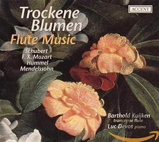 Trockne Blumen (Musique Pour Flute