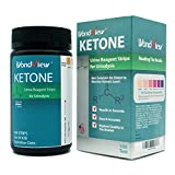 Wondview Ketone Test Strips: Testing Ketosis Based on Your Urine, 100 Ketone Urinalysis Tester Strips from Teco Diagnostics
