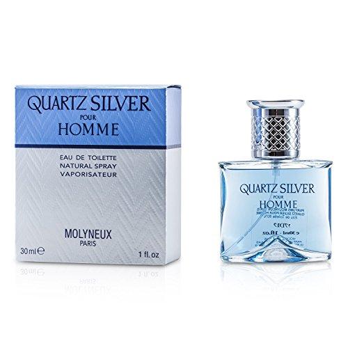 Molyneux - Silver Quartz Eau De Toilette Spray 30Ml/1Oz - Parfum Homme
