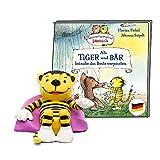 tonies Statuetta musicale per scatola sonora Janosch – come tigre e orso quasi perso il meglio, gioco di udito per bambini dai 4 anni in su, tempo di gioco circa 45 minuti