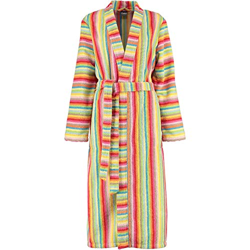 Cawö Home Bademantel Damen Kimono Life Style 7080 Multicolor - 25 S