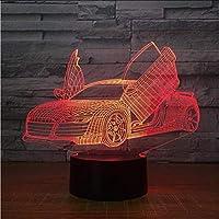 リバティのタイタンの翼へのアニメ攻撃3DライトタッチLEDランプUSBまたは3Aa電池式ランプキッズギフト