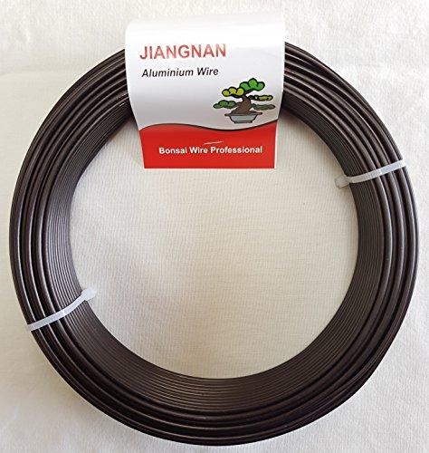 De alambre Bonsai - 500 G Roll - 4,0 mm