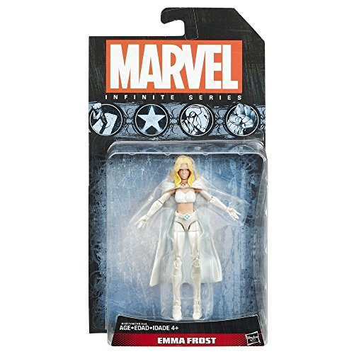 Marvel – Infinite Series – Emma Frost – Figurine 9,5 cm