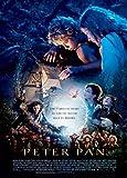 Peter Pan - One Sheet - Filmposter Kino Movie Fantasy -