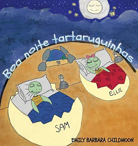 Boa noite, tartaruguinhas: Durante uma noite como qualquer outra, o Sam e a Ellie encontram a Lua